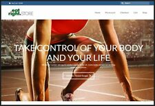 SPORTS NUTRITION Website Earn $104 A SALE|FREE Domain|FREE Hosting|FREE Traffic