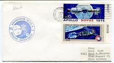 1976 Sonnensonde HeliosB Germany United States Apollo Soyuz Kennedy Space Center
