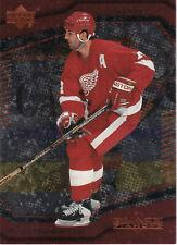 New listing Brendan Shanahan - 2000-01 Black Diamond - # 21 - Red Wings