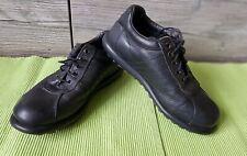 Women's CAMPER Black Leather Shoes, Size EUR36/UK3