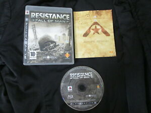 PS3 : RESISTANCE : FALL OF MAN - Completo, ITA ! Prima stampa ! CONS IN 24/48H !