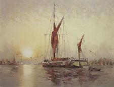 Impressionism Original Seascape/Nautical Art Paintings