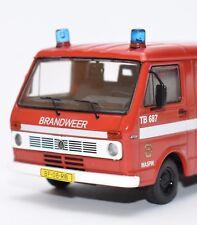 """Premium ClassiXXs VW Volkswagen LT 28 Feuerwehr """" Brandweer """" 1:43 ,OVP, B306"""