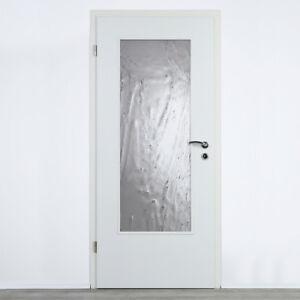 """Verglasung Glaseinsatz für Holztüren """"Altdeutsch K weiss"""" Lichtausschnitt ESG"""