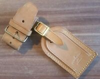 Louis Vuitton Kofferanhänger, Luggage Tag, braun, brown #3