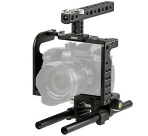ayex C7 Cage Kamerakäfig Stabilizer für Panasonic Lumix DMC-GH5