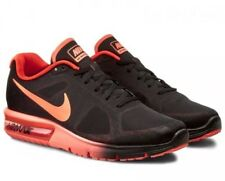 Nwt Nike Air Max Sequent Running Cincy Bengals Black Orange - 719912-012 - Sz-12