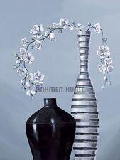 A. S. metal vases I BODEGÓN Imagen TERMINADA 60x80
