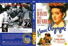 Now, Voyager (1942) - Irving Rapper, Bette Davis, Paul Henreid   DVD NEW
