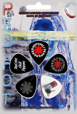 RED HOT CHILI PEPPERS PLEKTRUMSET / GUITAR PICK SET # 1 BY THE WAY