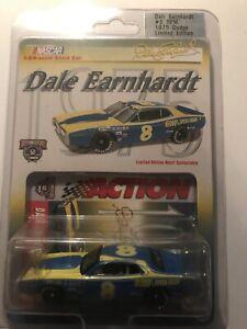 1975 #8 Dale Earnhardt RPM Dodge Charger 1/64 NASCAR Action Diecast MIP