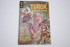 Gold Key comics Turok Son of Stone No 64 January