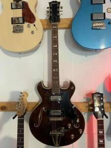 National 1970s Made In Japan 335 Electric Guitar ***USED***