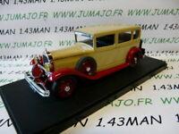 ELI12D voiture 1/43 ELIGOR  : TALBOT Pacific Limousine 1930