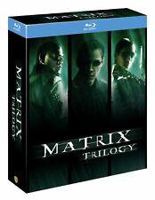 Blu Ray Matrix La Trilogia Completa 1-2-3 (3 Film Blu-Ray-Disc)  .....NUOVO