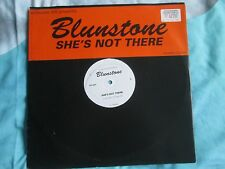 Timecode 64 With Colin Blunstone – She's Not There UK 12inch Vinyl Maxi-Single