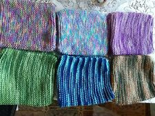 New listing Pot Holders/Hot Pads Handmade Crocheted 6 sets of 2