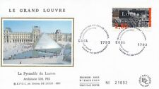 Frankrijk / France - FDC - Louvre (1993)