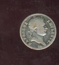 napoléon 1 franc argent  1809 W Lille