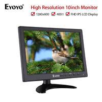 "EYOYO 10"" IPS Screen HD VGA Video HDMI Monitor for CCTV Security DVD PC Game AU!"