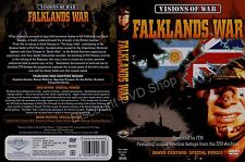 Visions Of War - Falklands War (DVD, 2007) New Item