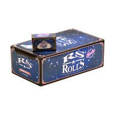 "RS ROLLS CIGARETTE ROLLING PAPER 1"" (25.4mm) X 10' (3m) 24 Rolls (Full Box)"
