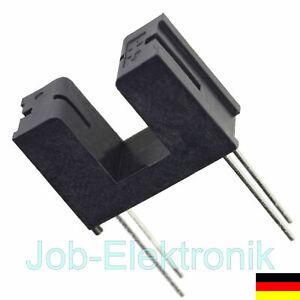 3 Stück Gabellichtschranke Lichtschranke Sensor ITR9606