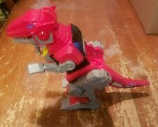 Fisher Price Imaginext Power Rangers Red Ranger T-Rex Dino Zord