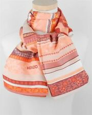KENZO LADIES AUTHENTIC FASHION SCARF - MADE IN ITALY BY KENZO #905 BNIB