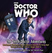 Doctor Who: The Tenth Doctor Adventures (CD)