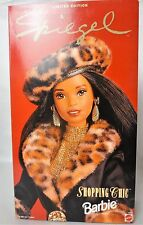1995 Limited Edition Spiegel Shopping Chic Barbie Doll Mint in slightly worn box