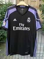 FC REAL MADRID 20162017 THIRD FOOTBALL JERSEY CAMISETA SOCCER SHIRT MAGLIA
