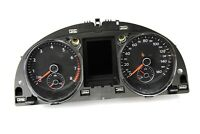 2009 VW Volkswagen CC 2.0t Instrument Cluster Speedometer Gauges 3C8920970B OEM