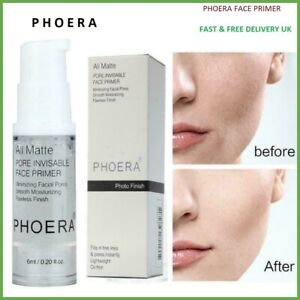PHOERA Pore Invisible Makeup Face Primer Smooth Flawless Minimising Pores PRIMER