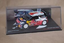 ALTAYA CITROEN DS3 WRC #1 RALLY PORTUGAL 2011 1/43