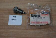 Yamaha XV920 XS650 4X7-13455-00-00 PLUG,STRAIGHT SCRW Genuine NEU NOS xn4881
