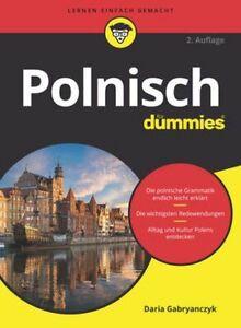 NEU: Polnisch lernen für Dummies - Anfänger-Sprachkurs mit Audio-CD