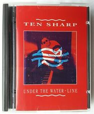 "MiniDisc   Ten Sharp  ""Under The Water Line"""