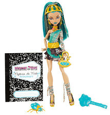 Monster High Nefera de Nile Sammlerpuppe SELTEN X4632