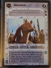 Star Wars CCG Theed Palace Rep Been NrMint-MINT SWCCG