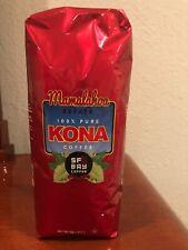 Mamalahoa 100 Pure Kona 2pack SF Bay Medium Roast Whole Bean Coffee 2lbs