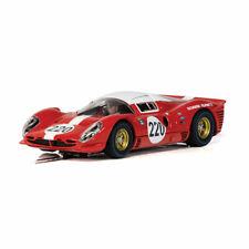 Scalextric Slot Car C4163 Ferrari 412P - Targa Florio 1967