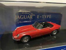 1:43 Jaguar E-Type Roadster Series III V12 (AUTOart)