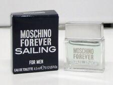 Moschino Forever Sailing for Men Men's Eau de Toilette EDT Mini .12 oz 4.5 ml