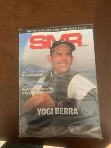 SMR Official PSA Certified Price Guide - March 2021 Yogi Berra
