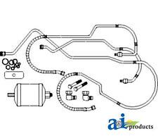 Compatible With John Deere Kit Ac Retrofit R134a Re62127 4640 4840