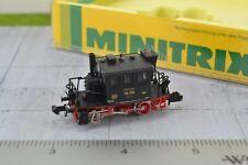 Minitrix 12015 BR98 DR Deutsche Reichsbahn Glass Box Steam Locomotive N Scale