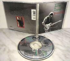 CD GRAHAM PARKER - LIVE! ALONE IN AMERICA