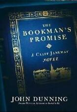 JOHN DUNNING THE BOOKMANS PROMISE SIGNED FIRST EDITION