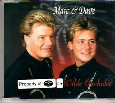 (BH341) Marc & Dave, Wilde Orchidee - 1996 CD
